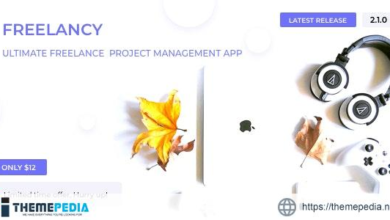 Freelancy – Ultimate Freelance Project Management App – [Codecanyon Scripts]