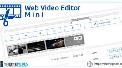 Web Video Editor Mini – [Free Download]