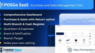 POSGo SaaS – Purchase and Sales Management Tool – [Free Codecanyon Script download]