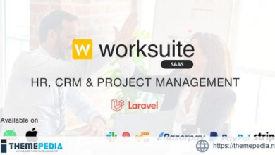 Worksuite Saas – Project Management System – [Codecanyon Scripts]