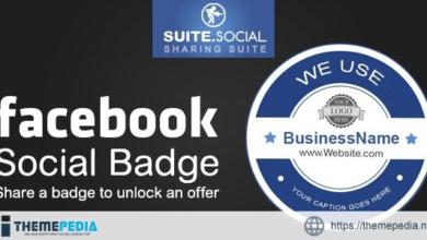 Social Sharer – Facebook Badge – [Download Torrent]