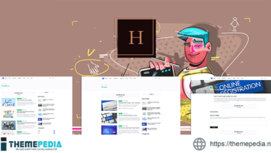 Hcode – News Programming System with Website – [100% Nulled Script]