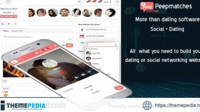 Peepmatches – The ultimate php dating and social script – [Download Torrent]
