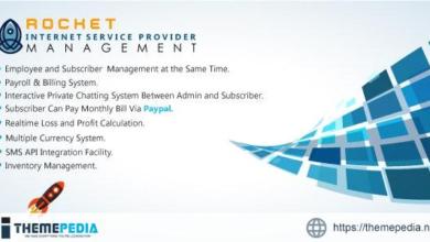 Rocket Internet Service Provider Management (RISPM) – [Download Torrent]