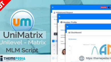 UniMatrix Membership – MLM Script – [100% Nulled Script]