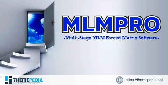 MLMPro – Multi-Stage Forced Matrix MLM Script – [100% Nulled Script]