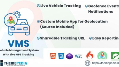 Trackigniter – Fleet Management System With Live GPS Tracking – [Free Download]