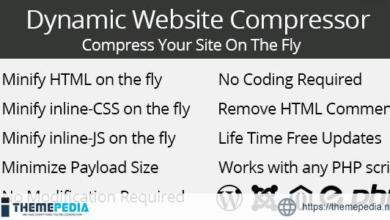 Dynamic Website Compressor – [Download Torrent]