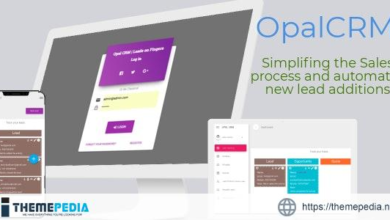 OPAL CRM – Self hosted Smart CRM application for Lead Management – [Free Codecanyon Script download]