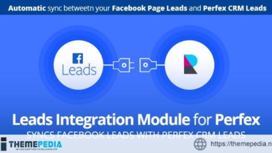 Facebook Leads synchronization module for Perfex CRM – [100% Nulled Script]