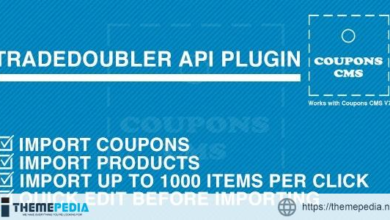 TradeDoubler Plugin for Coupons CMS – [100% Nulled Script]