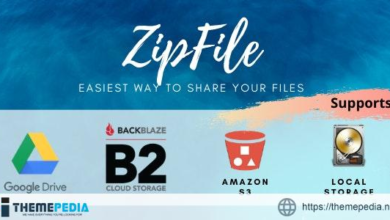 ZipFile : File sharing made easy & profitable. Use Google Drive, S3 and Backblaze to host files. – [100% Nulled Script]