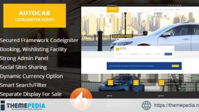 Auto car – Car listing script car dealer script – [100% Nulled Script]