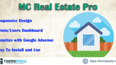 MC Real Estate Pro – [Free Codecanyon Script download]