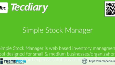 Simple Stock Manager – [100% Nulled Script]