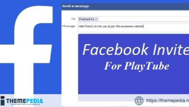 Facebook Invite For Playtube – [Free Codecanyon Script download]