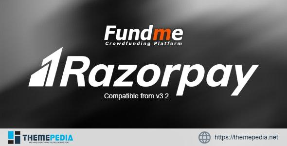Razorpay Payment Gateway for Fundme – [100% Nulled Script]