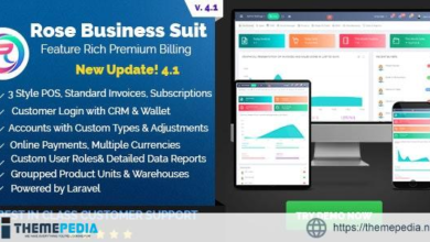 Rose Business Suite – Accounting, CRM and POS Software – [Download Torrent]