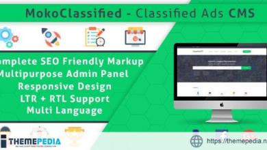 MokoClassified   Advanced Buy/Sell Classified Ads CMS Script – [Download Torrent]