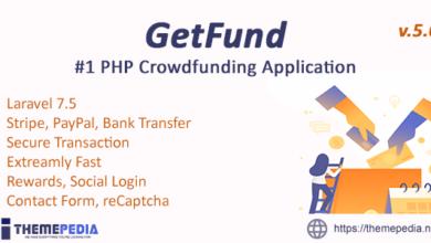 GetFund – A Professional Laravel Crowdfunding Platform – [100% Nulled Script]