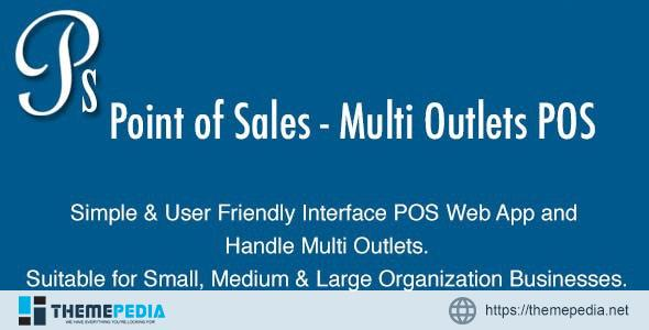 Point of Sales – Multi Outlets POS – [Codecanyon Scripts]