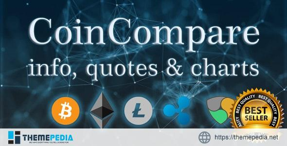 Crypto Compare | Coin Market Cap, Chart, Widget, Watchlist, News | All in One Cryptocurrency App – [100% Nulled Script]