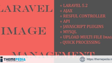 Laravel image management – [100% Nulled Script]