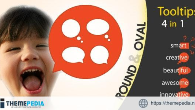 Tooltips – Round & Oval – [Free Codecanyon Script download]