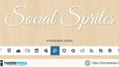 Social Sprites Icons – [100% Nulled Script]
