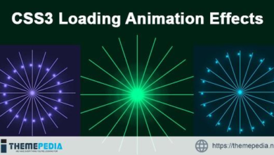 CSS3 Loading Animation Effects – [100% Nulled Script]