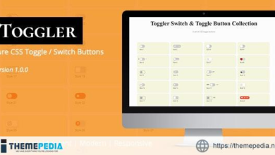 Toggler Switch & Toggle Button Collection – [Codecanyon Scripts]