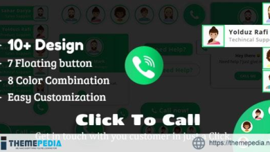 Click To Call – Direct Call From Website HTML Plugin – [Download Torrent]