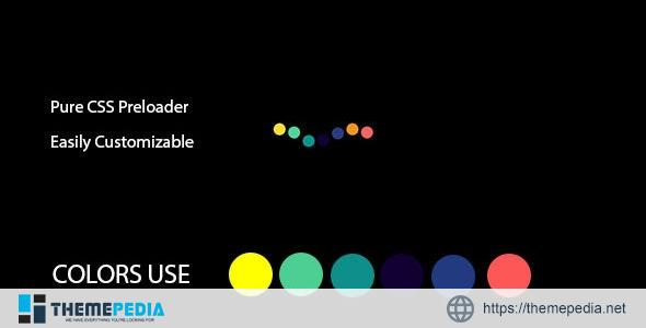 Pure CSS Preloader – [100% Nulled Script]