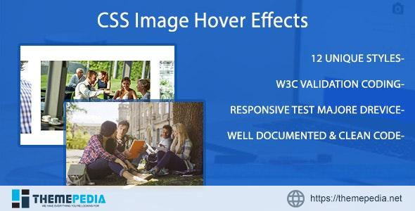 TamaHovers – Responsive CSS3 Image Hover Effects – [Codecanyon Scripts]