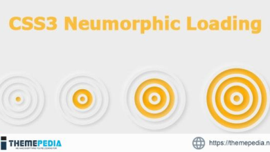 CSS3 Neumorphic Loading – [100% Nulled Script]