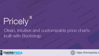 Pricely – Bootstrap Powered Price Charts – [Free Codecanyon Script download]