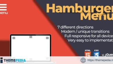 Hamburger Menu   Responsive – [Download Torrent]