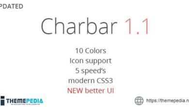 CharBar – Sidebar Navigation – [100% Nulled Script]